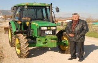 Çiftçiye İlginç Ceza