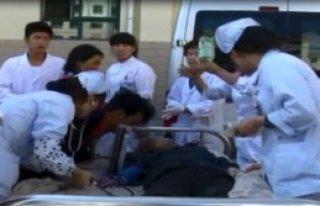 Çin'de Ölü Sayısı Artıyor