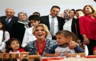 Gaziantep'te Anaokulu Açtı