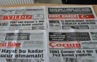 4 Yerel Gazete Artık Basılmayacak