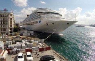 İstanbul'u Ana Liman İlan Ettiler