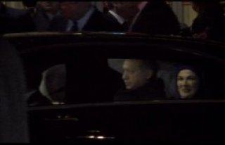 Cumhurbaşkanı Erdoğan Düğüne Katıldı