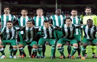 Bursaspor Zorlu Galatasaray Deplasmanında