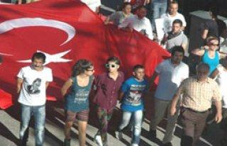 İzmir'de Ergenekon İsyanı