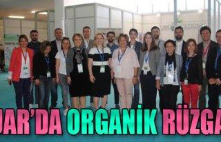 Fuar'da Organik Kıyafetler