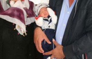 Bebeklerine 'recep Tayyip' İsmini Verdiler