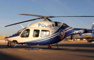İzmir Polisine Yeni Helikopter!