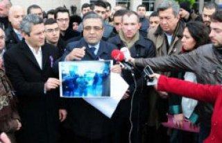 Taksim'deki Müdahaleye Suç Duyurusu