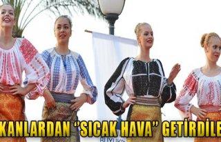 İzmir'de Balkan Esintisi!
