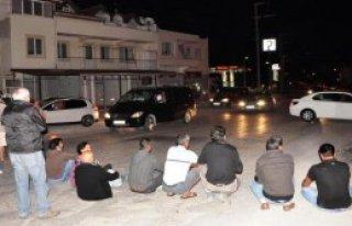 Datça'da Kobani Eylemi