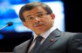Davutoğlu, Suud El Faysal'la Görüştü