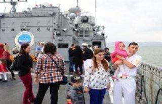 Deniz Kuvvetleri'nde Bir İlk