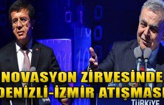 İnovasyon Zirvesinde Denizli-İzmir Atışması!