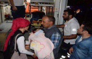 Kadın Doğum ve Çocuk Hastanesi'nde Yangın