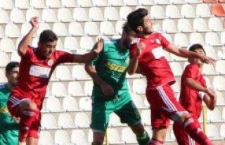 Şanlıurfaspor-Sivas Belediyespor:4-6