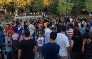 Gezi'de Bayram