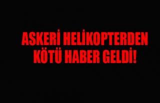 O Helikopterden Kötü Haber