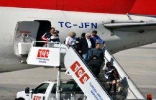 Havalimanında Ebola Şüphesi