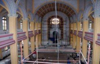 'Sinagog Sadece Müze Olacak'