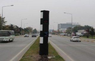 Edirne'de Artık Hız Yapan Yandı