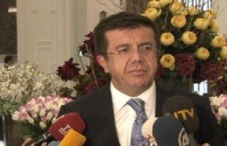 Ekonomi Bakanı'ndan DEİK Açıklaması