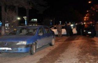 Elazığ'da Zincirleme Kaza!