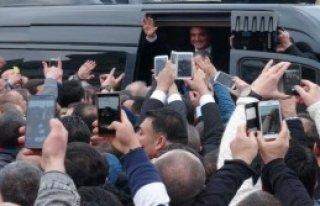 Ataköy'de Sedat Peker İzdihamı