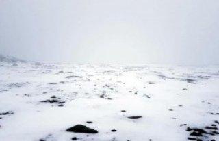 Kayseri'de Sıcaklık Sıfıra Düştü
