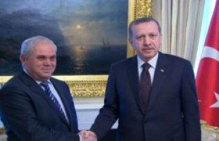 Erdoğan Mevkidaşı Yorgancıoğlu İle Görüştü
