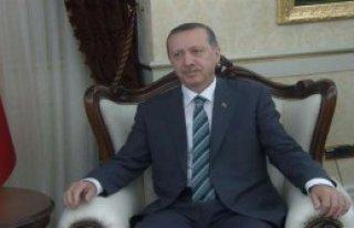 Erdoğan Edi Rama İle Görüştü