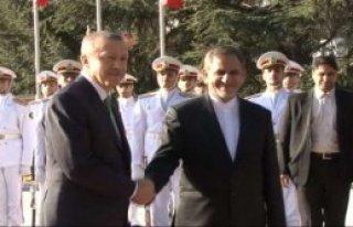 Erdoğan'a Resmi Karşılama