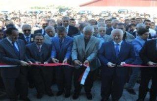 Eren Holding Beü'de Cami Yaptırdı