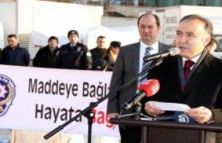 Erzurum'da Narkotim Göreve Başladı