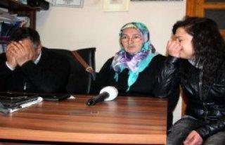 Eşi Öldürülen Kadının Tepkisi: Bizi Acıya Mahkum...
