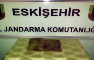 Eskişehir'de 11 Sayfalık Zebur Ele Geçirdi