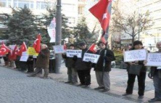Eskişehir'de 71'inci 'sessiz Çığlık' Eylemi