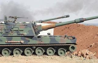IŞİD ve PKK Hedefleri Vuruldu