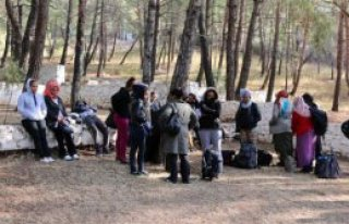Marmaris'te 34 Kaçak Yakalandı