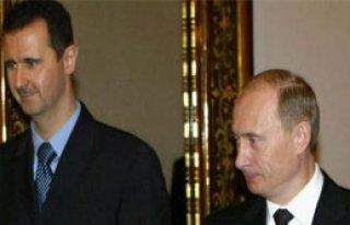 Putin'den Esad'a Telefon