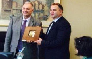 İzmirli Avukatlardan Selanik Barosu'na Ziyaret