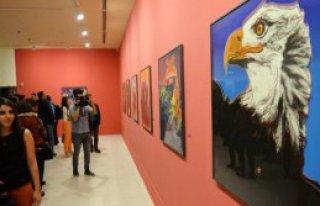 Andy Warhol Resim Sergisi Antalya'da