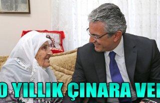 Fatma Efe'ye Doğum Günü Sürprizi