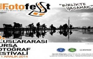 Fotoğraf Severler Bursa'da Buluşuyor