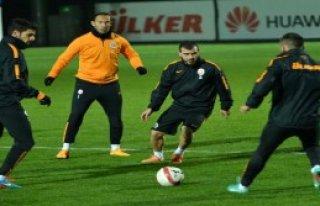 Cimbom, Eskişehirspor Maçına Hazır