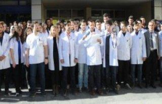 Gaziantep'te Tıp Öğrencilerinden Doktor Cinayeti...