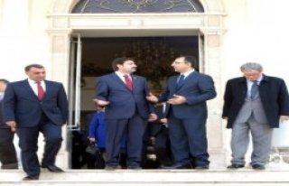 Göçmen Komisyonu İzmir'de İncelemeler Yaptı
