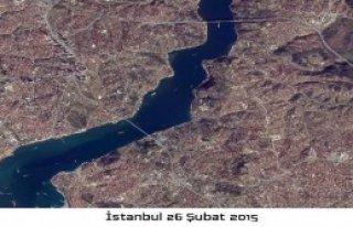 Göktürk-2 Uydusu Yeni Görüntüler Çekti