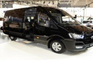 Hannover'de Ticari Araç Fuarı Düzenleniyor