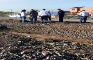 Hatay'da Trenin Çarptığı Bisikletli Öldü