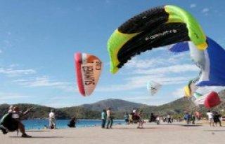 Hava Oyunları Festivali'ne Rüzgar Molası